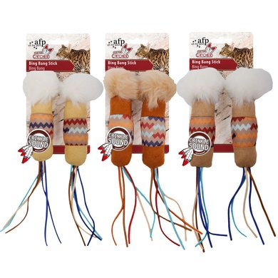 All For Paws Dream Catcher Bing Bang Stick Assorti 2pack