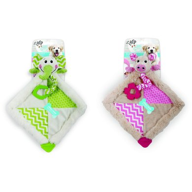 All For Paws Little Buddy Blanky Piggy 38x34x8cm