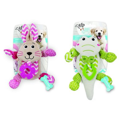 All For Paws Little Buddy Comforting Bunny 35x25x4cm