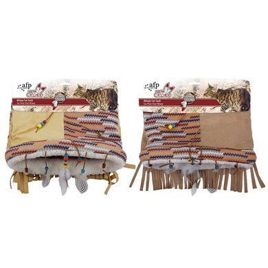 All For Paws Dream Catcher Altany Cat Sack Sand/Beige