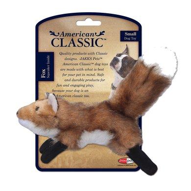 Classic Plush Fox Small