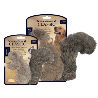 Classic Plush Classic Squirrel Small