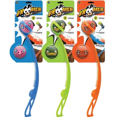 Agradi Vroomer Launcher With 2 Balls Color Assorted