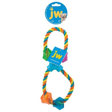 Jw Figure 8 Treat Pod Multi Color 28cm