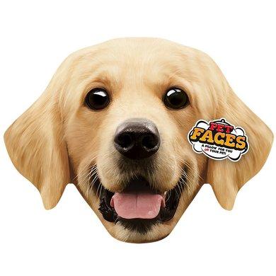 Pet Faces Golden Retriever