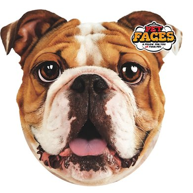 Pet Faces Engelse Bulldog
