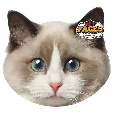 Pet Faces Ragdoll Cat