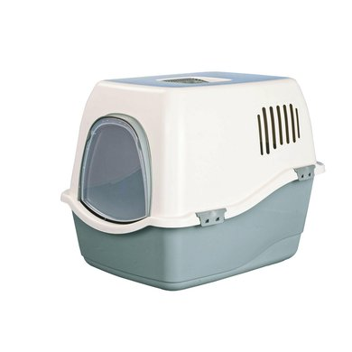 Agradi Hooded Kitty Litter Tray 58x43x48cm