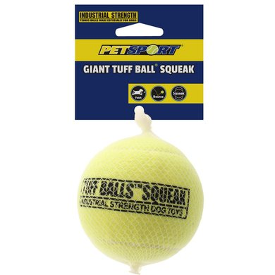 Agradi Giant Tuff Ball Squeak 10cm