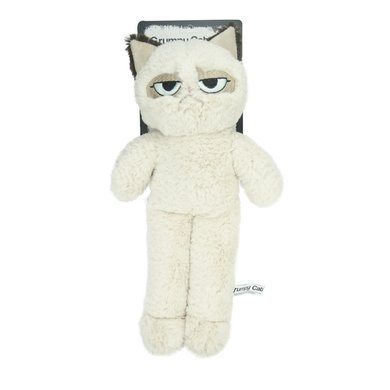 Grumpy Cat Floppy Plush Cat+dog Toy