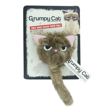 Grumpy Cat Fluffy - Cat Toy