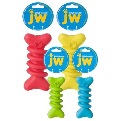 Jw Sillysounds Spiral Bone Large 19cm