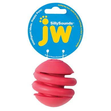 Jw Sillysounds Spring Ball Medium 7cm