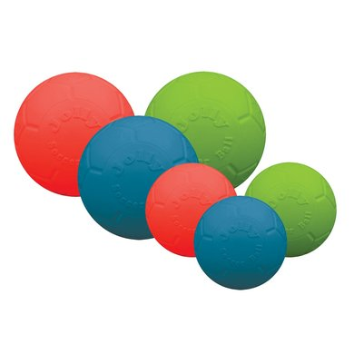 Jolly Ball Soccer Ball Appel Groen 20cm