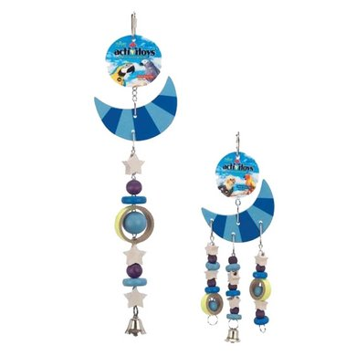 JW Moon Toy Triple Small