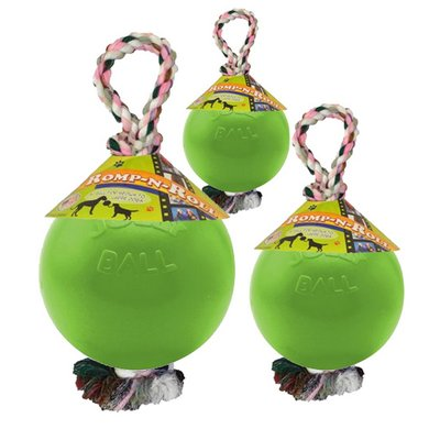 Jolly Ball Romp-n-roll Groen 15cm