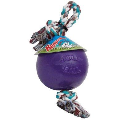 Jolly Ball Romp-n-roll Paars 15cm