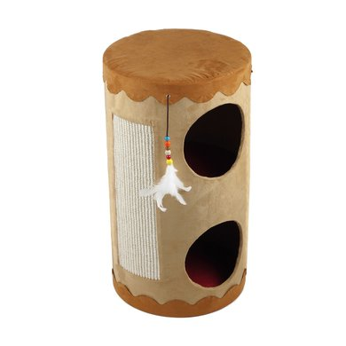 All For Paws Dreams Catcher Hanie Cat Furniture Sand/beige