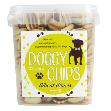 Agradi Doggy Chips Wheat Waves