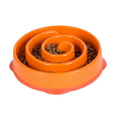 Fun Feeder Mini Coral Orange