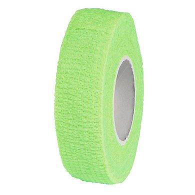 Invlechtband Equilastic Neon Groen