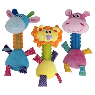 Agradi Puppy Long Neck Giraffe 26cm