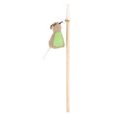 Agradi Nature First Cat Wand Mouse 35,5cm
