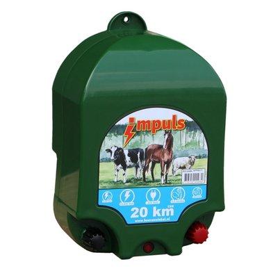 Agradi Weidezaun-netzgerät Impuls 20km