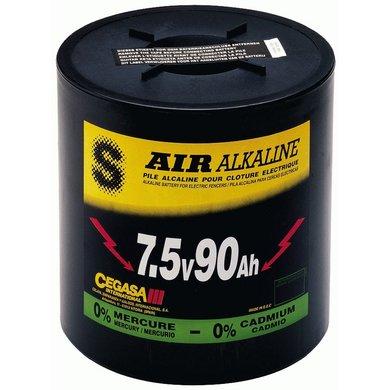 Batterij Durobat Rond 7,5v/90ah (h17,1 X Diam16,5cm)