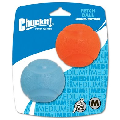 Chuckit Fetch Ball 2-pack M