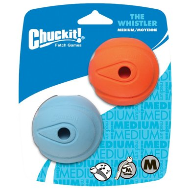 Chuckit The Whistler M 2pack