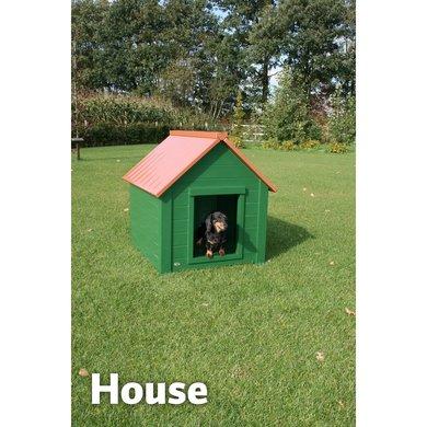 Agradi Dog House Medium Model: Bungalow