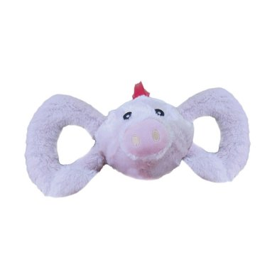 Jolly Ball Jolly Tug-a-mals Pig Large