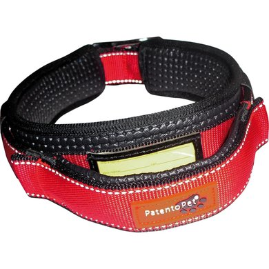 Agradi Premium Collar Schwarz XL