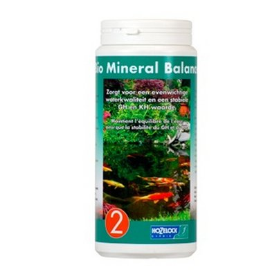 Hozelock Bio Mineral Balance Vijverwaterbehandeling 1000gr