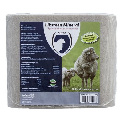 "Excellent Liksteen ""mineral"" Sheep 10kg"