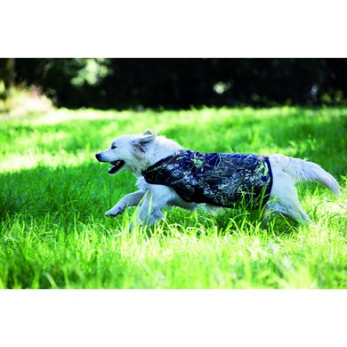 Rambo Dog Rug Camouflage Groen Medium