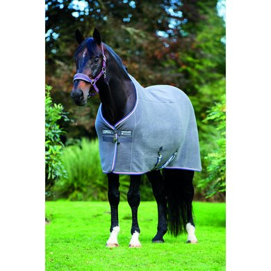 Rambo Deluxe Fleece Charcoal/Silver 80/122
