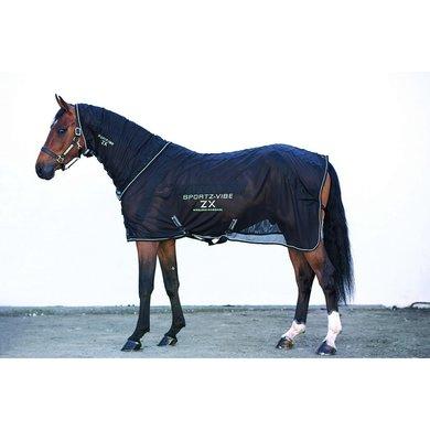 Sportz-Vibe ZX Horse Rug Black Large