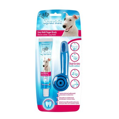All For Paws Sparkle Palm Assisted Brush &