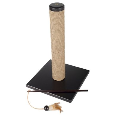 All For Paws AON Scratching Post Classic Comfort with Wand