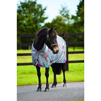 Amigo Jersey Cooler Pony Origami/Navy 100/152