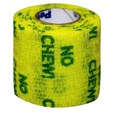 Petflex Bandage Geel No Chew 5cm