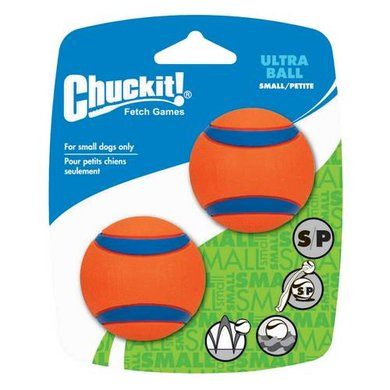 Chuckit Ultra Ball2-Pack