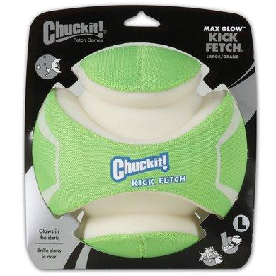 Chuckit Ci Kick Fetch Max Glow Large
