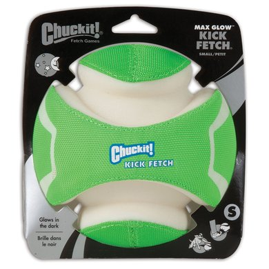 Chuckit Ci Kick Fetch Max Glow Small