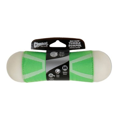Chuckit Tumble Bumper Max Glow Medium