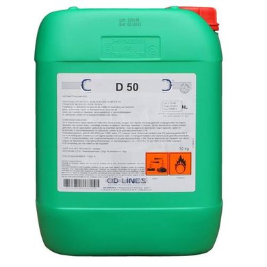 D50 10 ltr