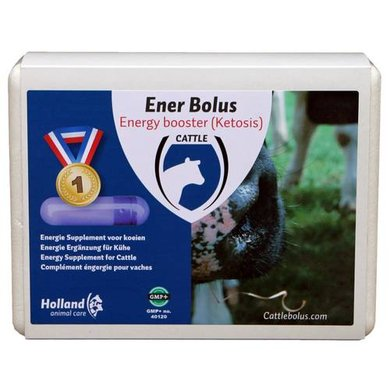 Holland Animal Care Ener Bolus 4st