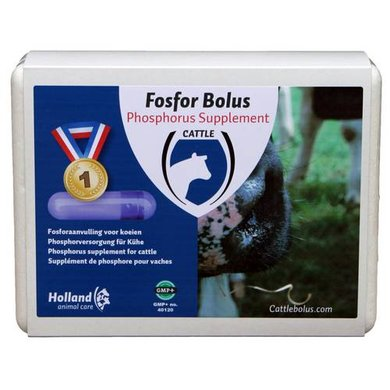 Holland Animal Care Phosphor Bolus 4st